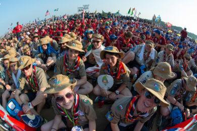 Jamboree2019: Oito centenas de escuteiros de Portugal a caminho dos Estados Unidos para o acampamento mundial