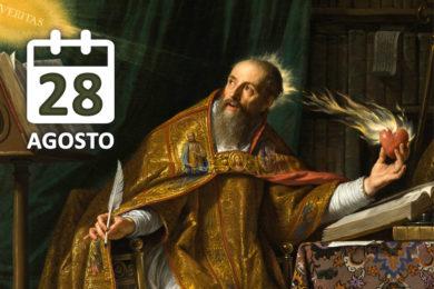 Santo Agostinho: Celebração do padroeiro principal da Diocese de Coimbra