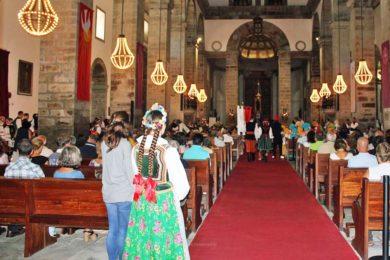 Açores: Sé de Angra recebe celebração ecuménica do Festival Internacional de Folclore