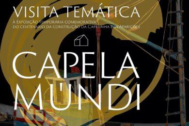 Fátima: Visita à exposição «Capela-Múndi» dedicada aos «ex-votos portugueses da Época Moderna»
