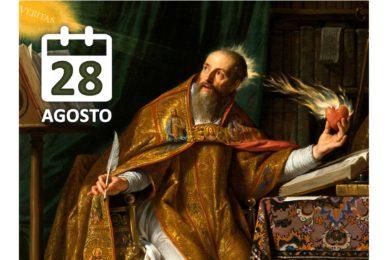 Coimbra: Diocese celebra festa de Santo Agostinho, seu padroeiro principal