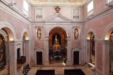 Lisboa: Igreja da Conceição Velha apresenta coleção «Pietá» e oferece concertos de órgão de tubos