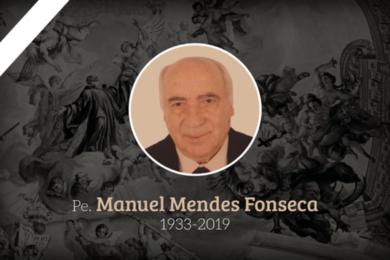 Braga: Faleceu o padre Manuel Mendes Fernandes da Fonseca