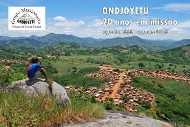 Leiria-Fátima: Grupo Ondjoyetu celebra 20 anos de missão