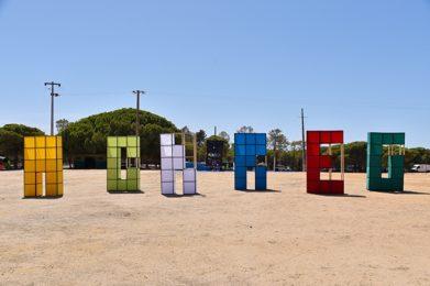 Algarve: Acampamento regional dos escuteiros no Vale das Almas