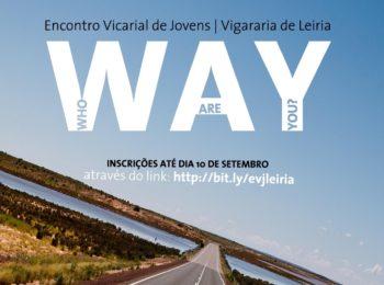Leiria: Encontro vicarial de jovens «Who Are You»