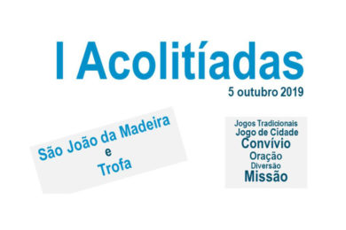 Igreja/Liturgia: Acolitíadas da Diocese do Porto em duas localidades
