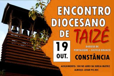 Portalegre: Irmão David no encontro diocesano de Taizé