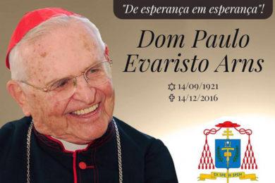 Igreja/Cultura: Cardeal Evaristo Arns homenageado em Felgueiras