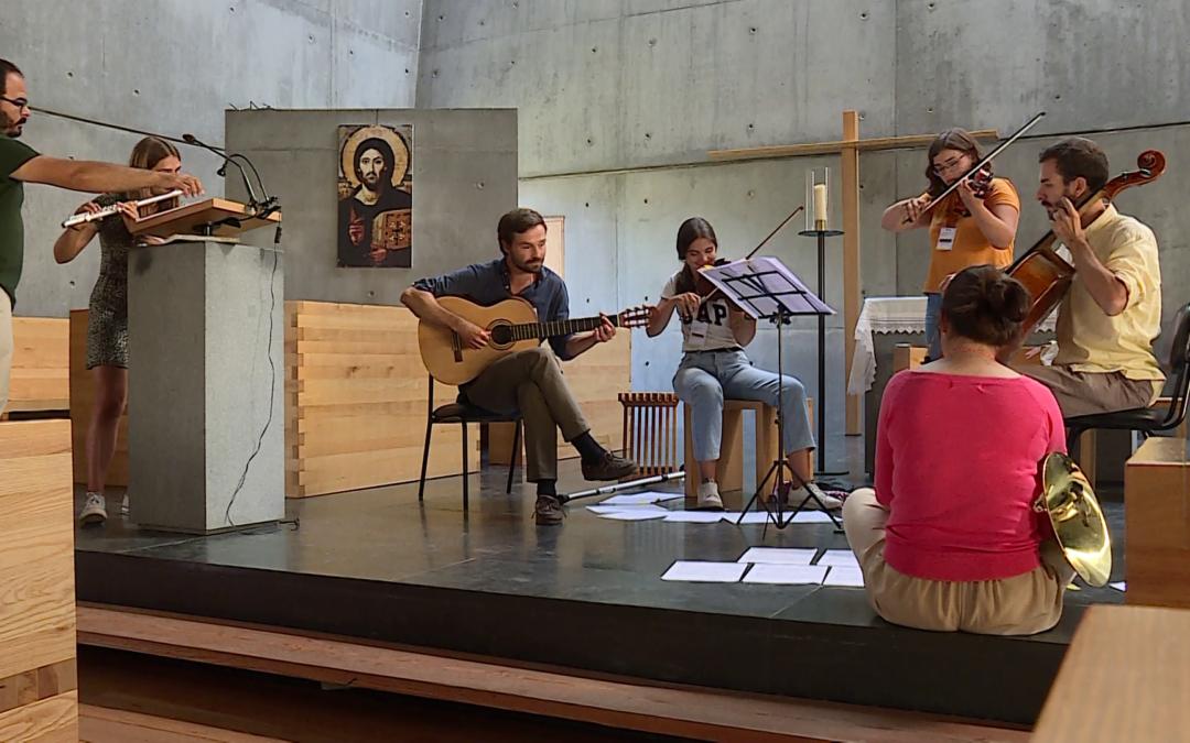 Igreja: Projeto desafia participantes a criar música litúrgica bela e acessível a todos (c/vídeo)