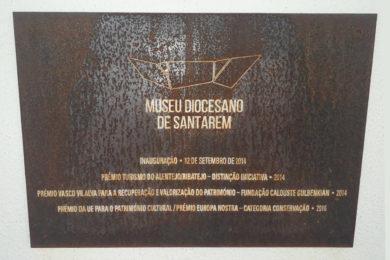 Santarém: Atividades no quinto aniversário do museu diocesano