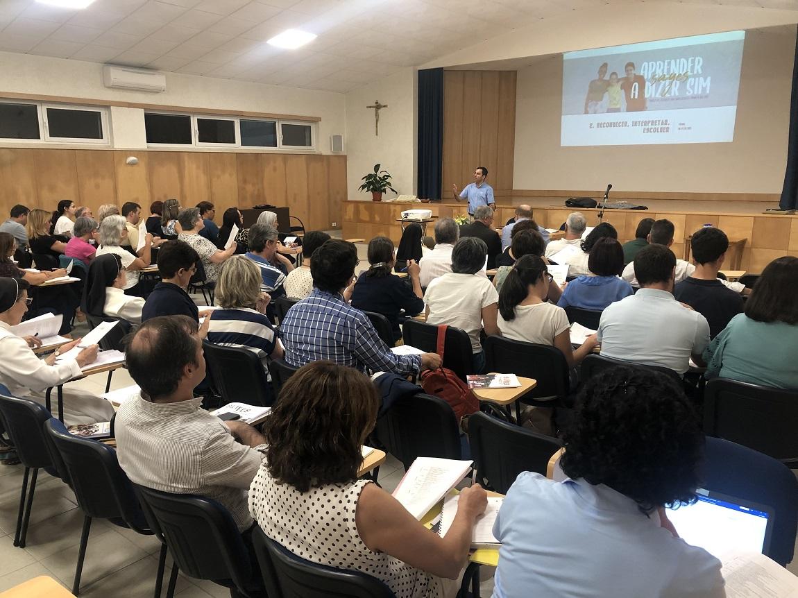Catequistas debateram ciclo de formação até à JMJ 2022