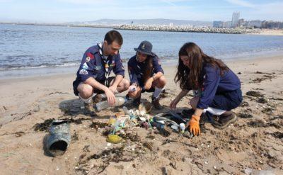 Ambiente: Escuteiros lançam projeto de limpeza de zonas costeiras e fluviais