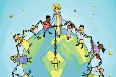 AIS: «Um milhão de crianças rezam o Terço paz», numa iniciativa internacional