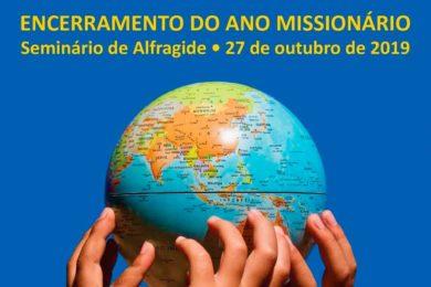 Vida Consagrada: Encerramento do Ano Missionário no Seminário dos Dehonianos