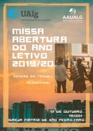 Algarve: Bênção do traje na abertura do novo ano académico