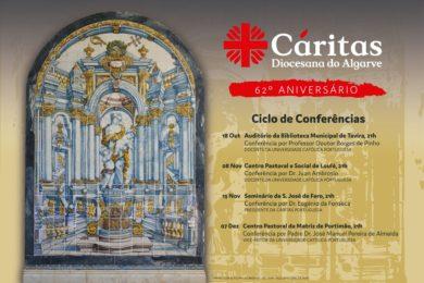 Algarve: Caritas Diocesana comemora 62 anos de atividade com ciclo de conferências