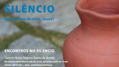 Algarve: Carmelitas Descalças promovem «Encontros no Silêncio» pelo Ano Missionário