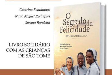 Publicações: Livro apoia projeto solidário em São Tomé e Príncipe