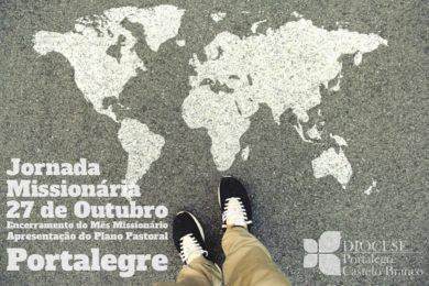 Portalegre: Jornada Missionária e apresentação do Plano Pastoral