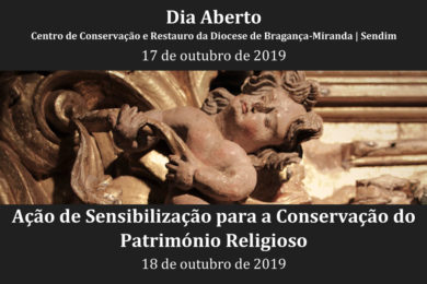 Bragança: Iniciativas no Dia Nacional dos Bens Culturais da Igreja