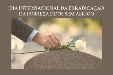 Solidariedade: Celebração pelos «sem família, sem abrigo e sem amor» em Lisboa