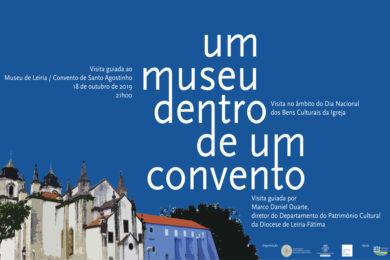 Leiria: Visita guiada ao museu instalado no antigo convento de Santo Agostinho