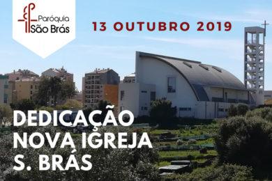 Lisboa: Nova Igreja da Comunidade de São Brás, Amadora, é dedicada a 13 de outubro
