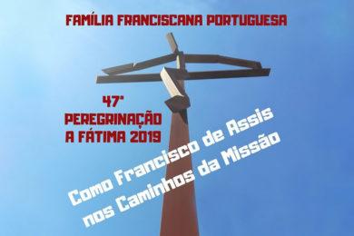 Portugal: Família Franciscana peregrina ao Santuário de Fátima
