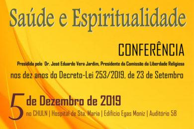 Lisboa: Conferência sobre «Saúde e espiritualidade» no Hospital de Santa Maria