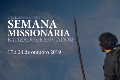 Leiria: Três encontros sobre a missão na Vigararia de Ourém