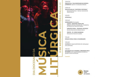 Igreja/Liturgia: Dia diocesano da Música Litúrgica em Viana do Castelo