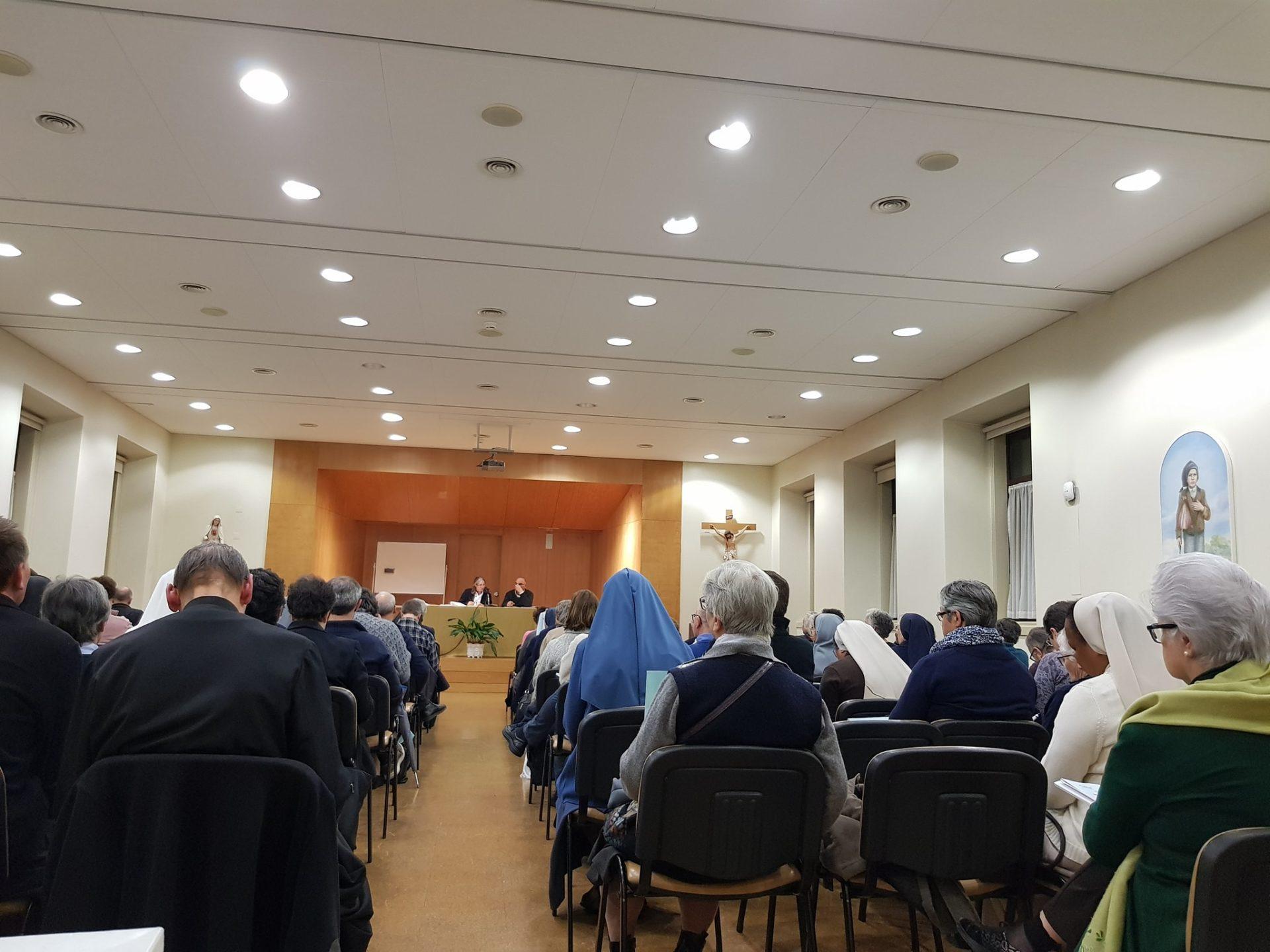 Institutos Religiosos mobilizados para a Jornada Mundial da Juventude 2022