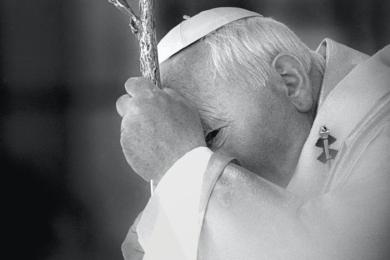 Fotografia: Exposição «Papas Peregrinos de Fátima» de Rui Ochoa inaugurada em Roma