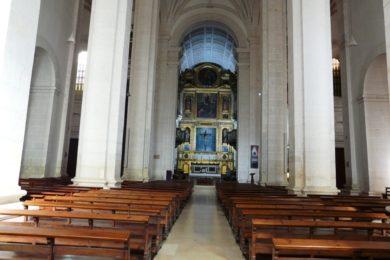 Leiria: Catedral apresenta sinalética inclusiva para pessoas com necessidades específicas