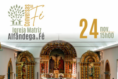 Bragança: Iniciativa «Encontros improváveis: conversas da Fé»