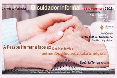 Lisboa: Paróquia de Carnide promove formações sobre o «Cuidador Informal»