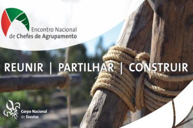 CNE: «Reunir, Partilhar, Construir» traz a Portugal presidente do Comité Mundial do Escutismo