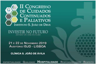 Igreja/Saúde: Congresso de Cuidados Continuados e Paliativos centrado no «Investir no Futuro»