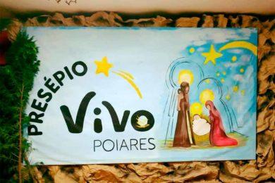 Igreja/Natal: Grupo de jovens «Fé e Obras» faz o «Presépio Vivo de Poiares»