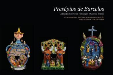 Igreja/Natal: Idanha mostra exposição «Presépios de Barcelos»