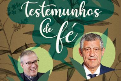 Porto: D. António Couto e Fernando Santos dão testemunhos de fé