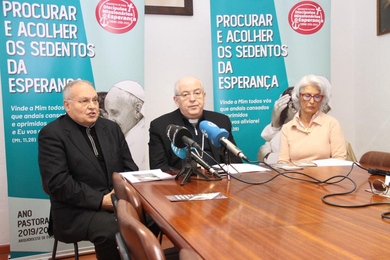 Portugal: Arcebispo de Évora afirma que «o interior merece um tratamento específico»