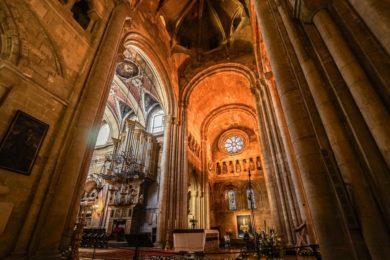 Igreja/Natal: «Peças de fôlego» em concerto natalício na Sé de Lisboa