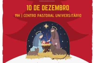 Braga: Ceia de Natal junta universitários daquela cidade