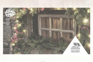 Igreja/Natal: Aldeia de Cabeça mostra presépio que respira os ares da Serra da Estrela