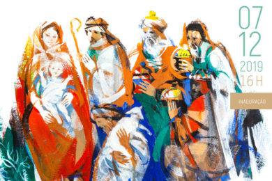 Igreja/Natal: Exposição de presépios do cónego João Aguiar, em Braga