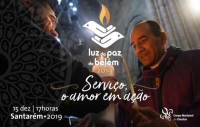 Natal: «Luz da Paz de Belém» chega a Santarém