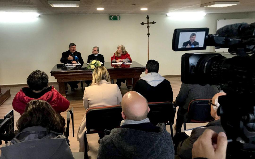 Igreja/Media: Papa desafia a «comunicação positiva» – D. João Lavrador (c/vídeo e fotos)