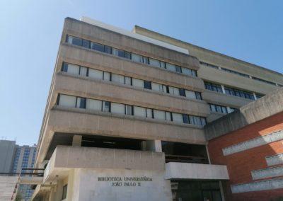 UCP Biblioteca exterior